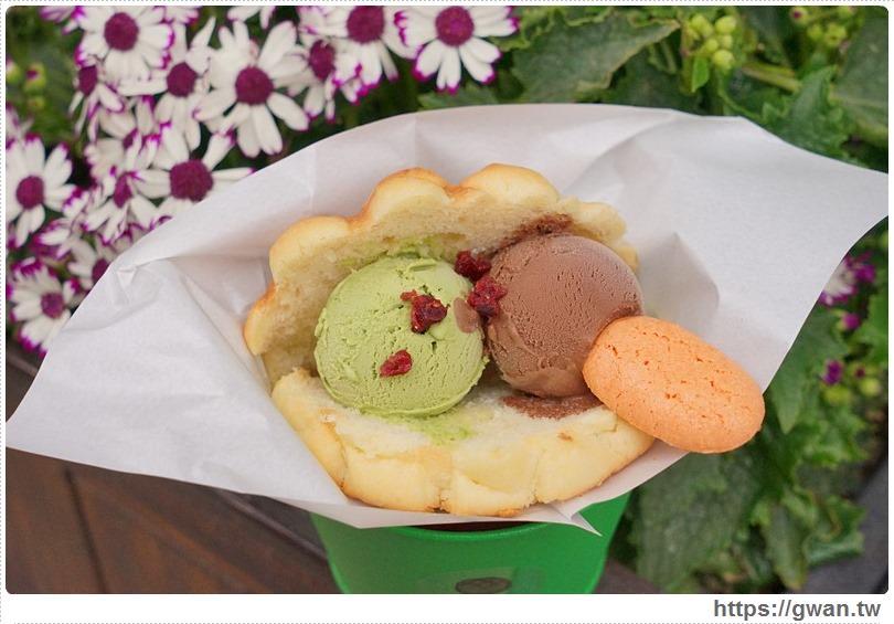 20170326022151 84 - 柳川や彩繪麵包店 — 可愛的冰淇淋菠蘿麵包與彩繪牆,好吃又好拍