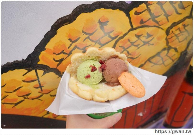 20170326022152 50 - 柳川や彩繪麵包店 — 可愛的冰淇淋菠蘿麵包與彩繪牆,好吃又好拍