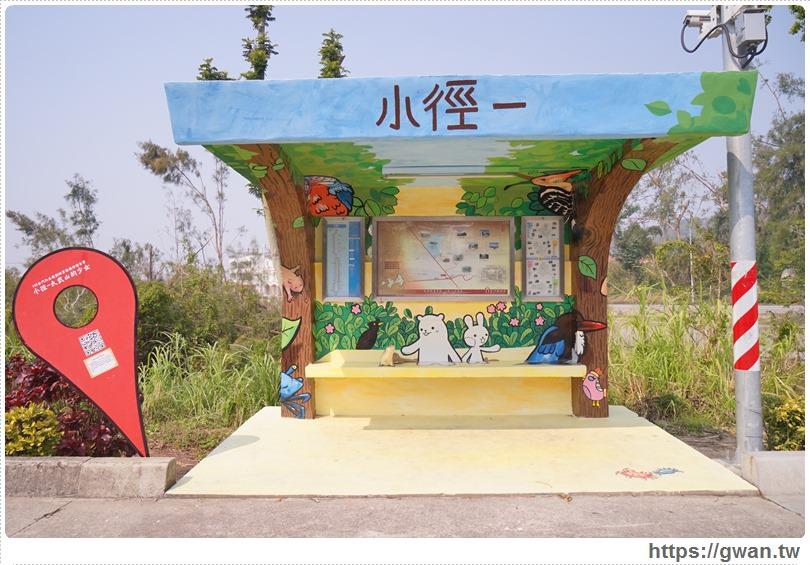 [金門景點●金湖] 小徑水獺公車亭 — 融入在地特色的金門彩繪公車亭 | 老舊公車亭換新裝