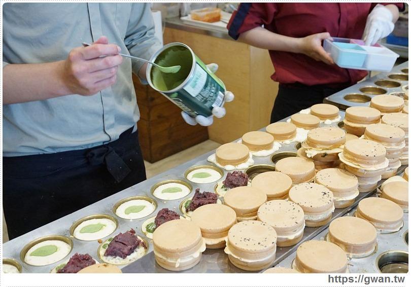 20170418180036 51 - 熱血採訪 | 大判燒抹茶冰菓、咖啡核桃新上市!金典酒店旁的人氣甜點