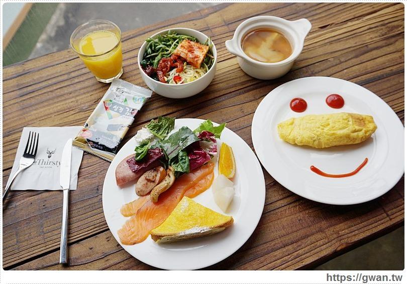 [韓國住宿●首爾] 明洞第一飯店 a FIRST Myeongdong — 自助早餐有好吃拌飯跟可愛的歐姆蛋捲