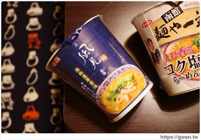 [日本零食分享] 日本明星泡麵 — 銀座風見酒粕濃厚醬油泡麵 | 沒什麼酒味但膠質蠻多的泡麵