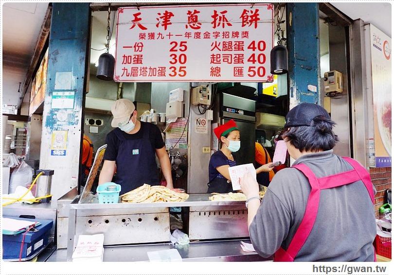 [捷運美食●東門站] 永康街 天津蔥抓餅 — 誠記越南麵食館前 | 永遠都在排隊的超人氣蔥抓餅