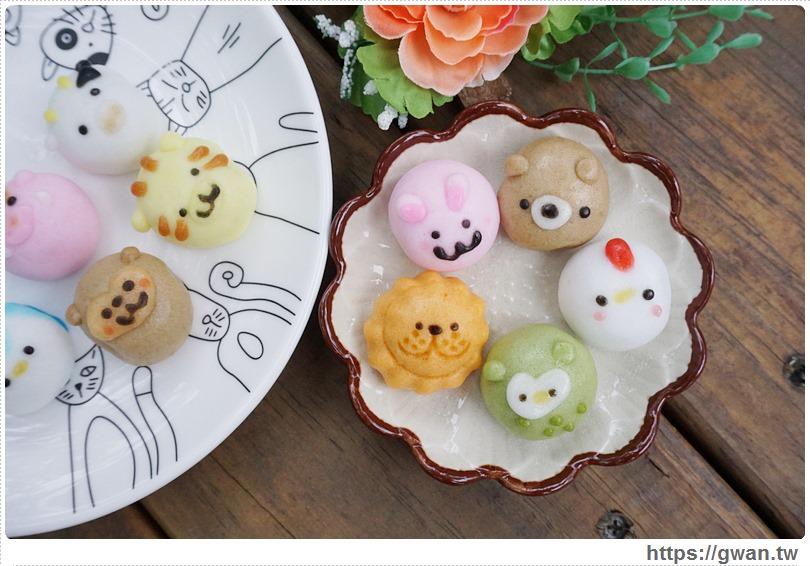 [日本伴手禮分享]  浪越軒 — 可愛動物園日式小饅頭 |  中部國際空港 銘品館