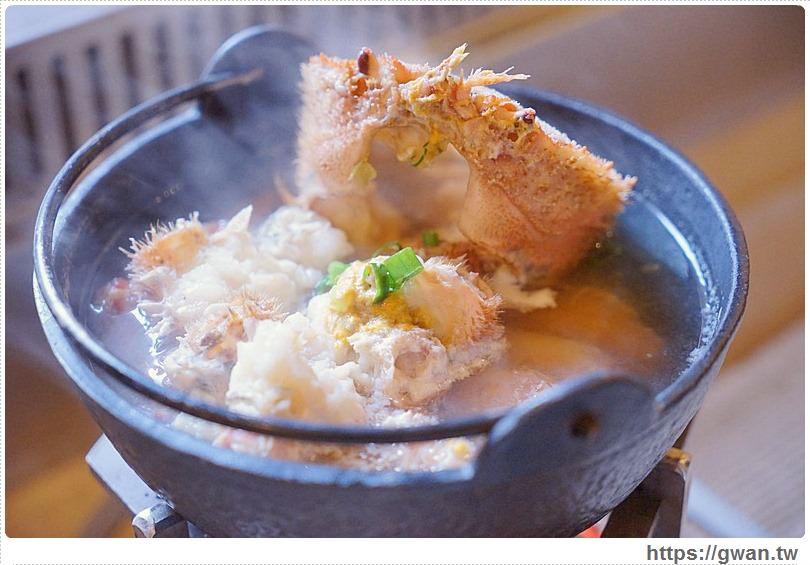 20170605203423 49 - 熱血採訪 | 締藏和牛燒肉囲炉裏(いろり)日式炭火燒肉,頂級和牛還有專人代烤服務,限量毛蟹需預約