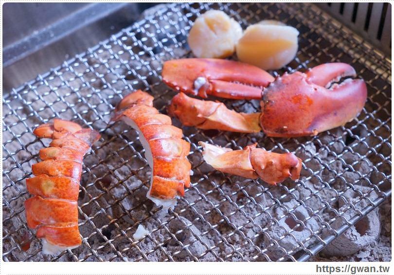 20170605203440 16 - 熱血採訪 | 締藏和牛燒肉囲炉裏(いろり)日式炭火燒肉,頂級和牛還有專人代烤服務,限量毛蟹需預約