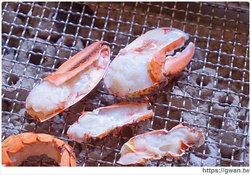 20170605203442 79 - 熱血採訪 | 締藏和牛燒肉囲炉裏(いろり)日式炭火燒肉,頂級和牛還有專人代烤服務,限量毛蟹需預約