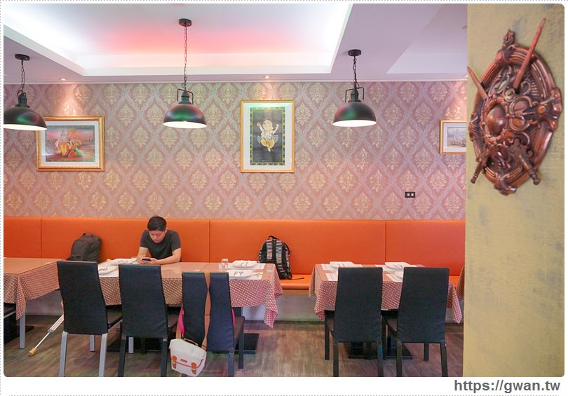 20170607215450 55 - 熱血採訪 | 斯里印度餐廳 -- 印度主廚坐鎮的道地印度料理