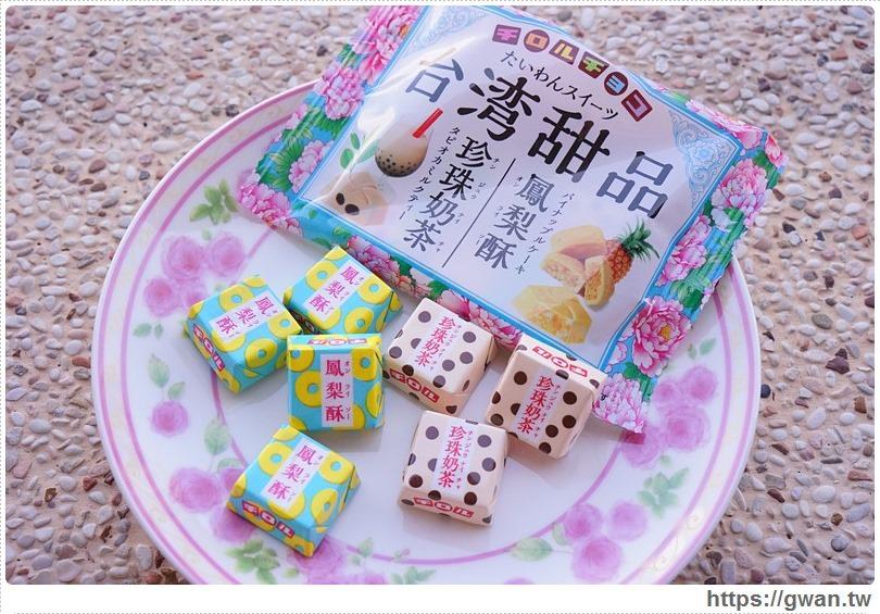 20170609155345 49 - 滋露台灣甜點風味,珍珠奶茶、鳳梨酥都包進巧克力裡 | 7-11第二件六折