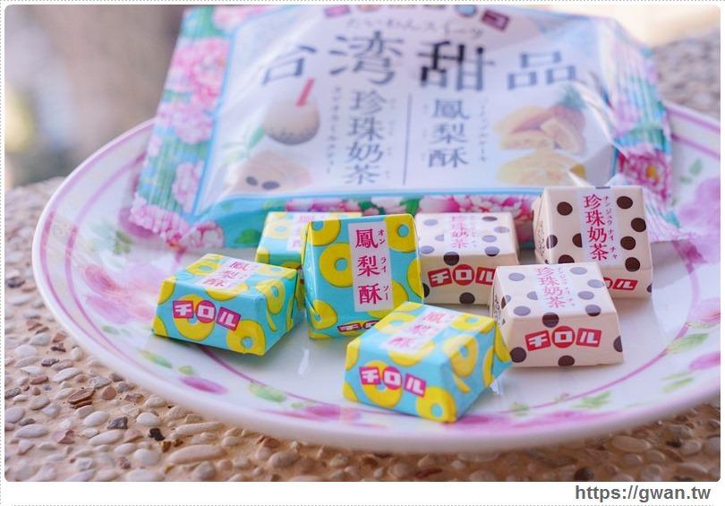 20170609155346 61 - 滋露台灣甜點風味,珍珠奶茶、鳳梨酥都包進巧克力裡 | 7-11第二件六折
