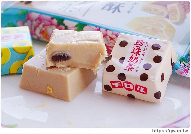 20170609155349 70 - 滋露台灣甜點風味,珍珠奶茶、鳳梨酥都包進巧克力裡 | 7-11第二件六折