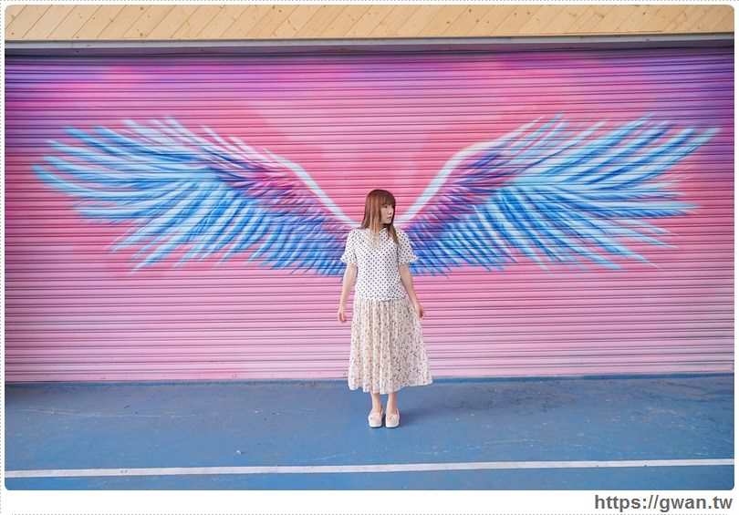 20170610023105 93 - 沙鹿夢想街 — 網美必拍的籃球牆和愛心鞦韆 | IG拍照新景點
