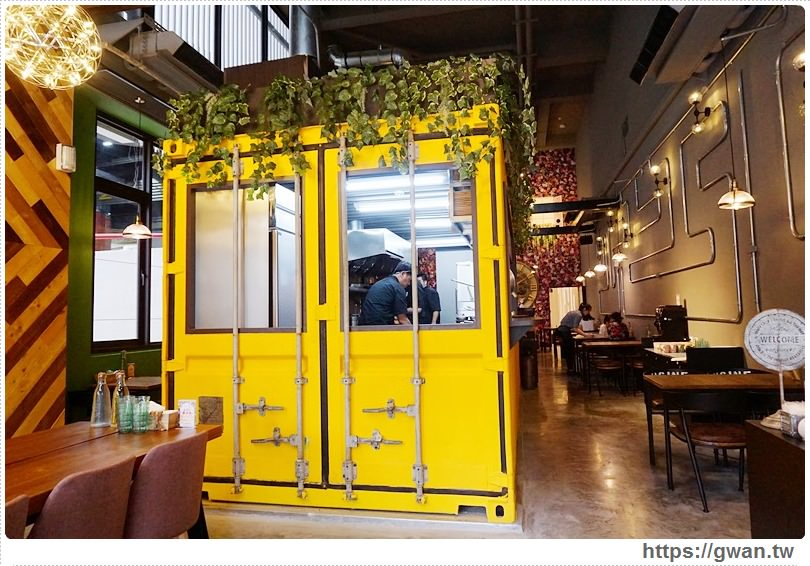20170616160446 56 - 熱血採訪 | 瑪蒂廚房 — 貨櫃屋、花牆、工業風水管拼湊的夢幻餐廳