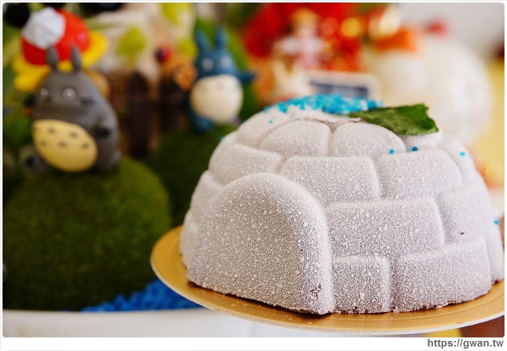 20170703232535 68 - Taste'dream — 把星空、雪屋都裝進盤子裡 | 7/16前甜點85折
