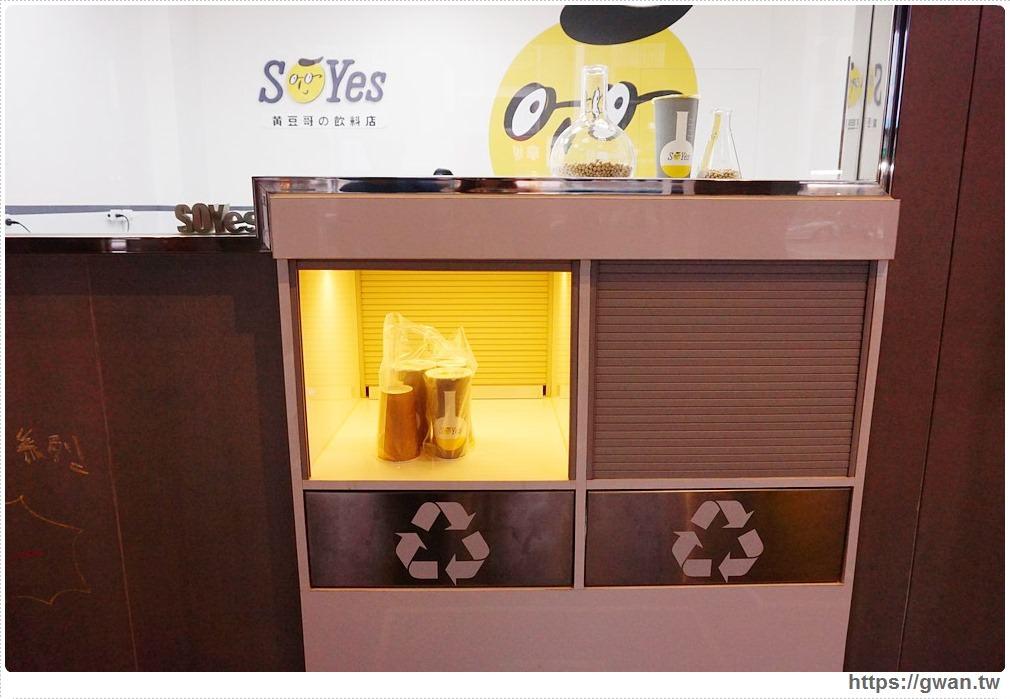 20170705232150 51 - SOYes 黃豆哥 — 不是拉麵的特權~飲料也有自助點餐機