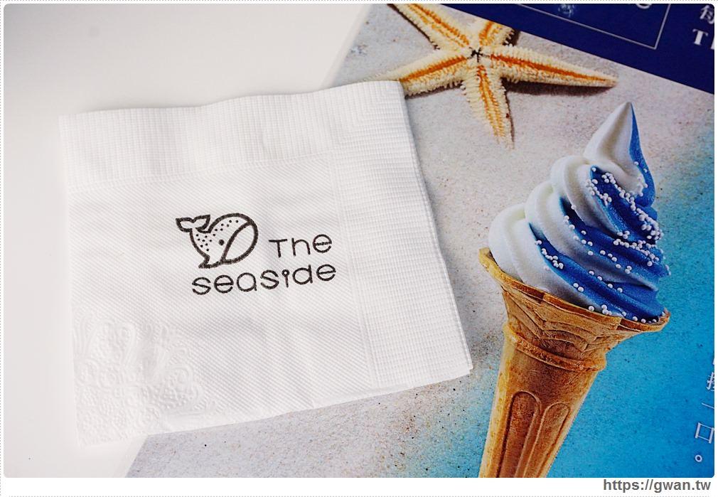20170709140340 92 - The Seaside -- 一中新開幕 | 藍白相間的鯨鯊霜淇淋