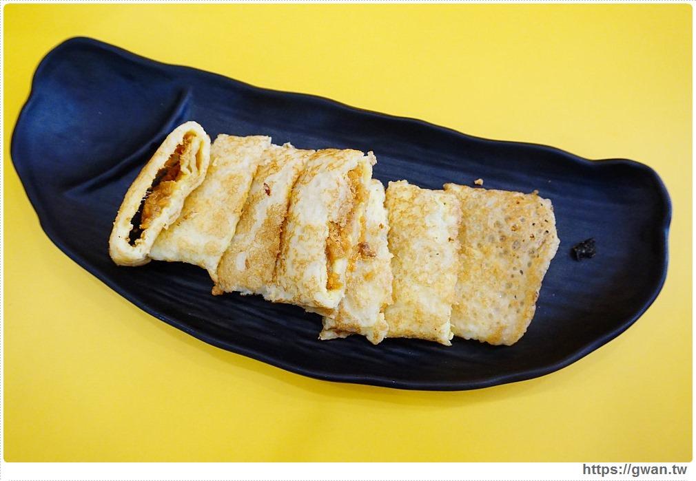 20170711123114 53 - 囍 鐵板吐司、手作蛋餅 —  特別的乳香肉鬆蛋餅,還有隱藏版喔!!