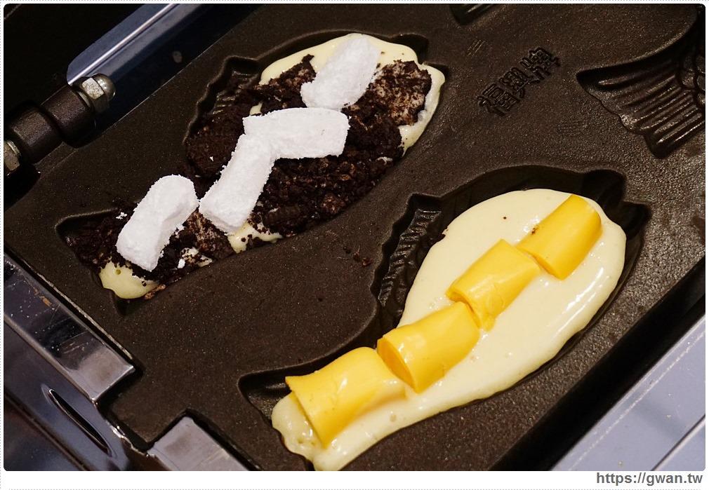 20170713204705 17 - 魚你同在雞蛋糕 — 口味超多的創意脆皮雞蛋糕,還有限定隱藏版呦