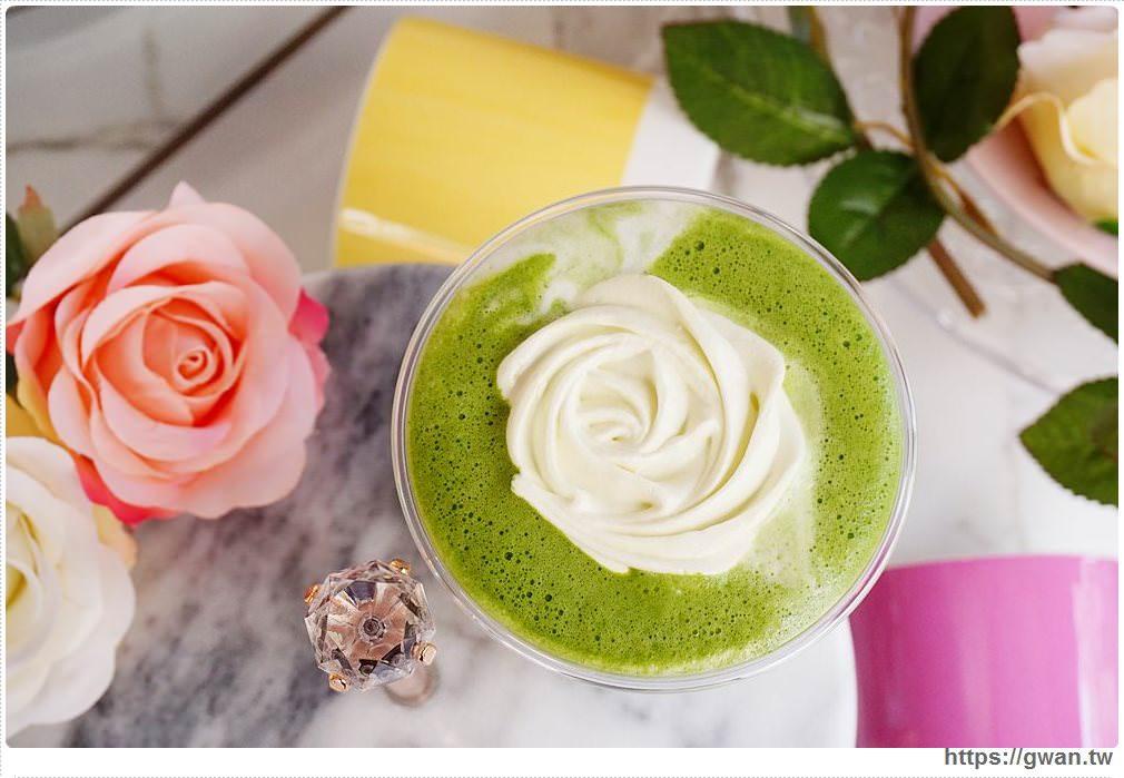 [捷運美食●忠孝敦化站] 雨田先生手沖飲品吧 — 好拍又好喝的凡爾賽玫瑰牛奶 | 連場景都幫你SET好了