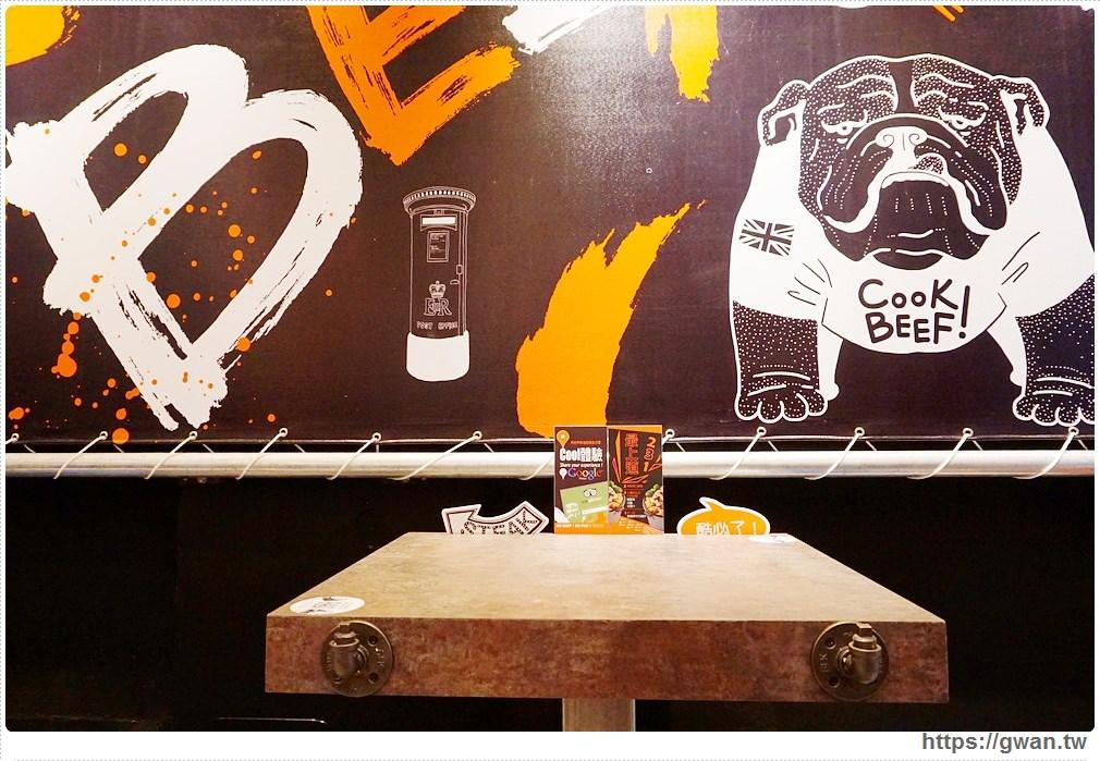 20170811014500 80 - 熱血採訪 | CooK BEEF 酷必牛排飯 — 台北開幕排到哭的牛排飯來台中囉