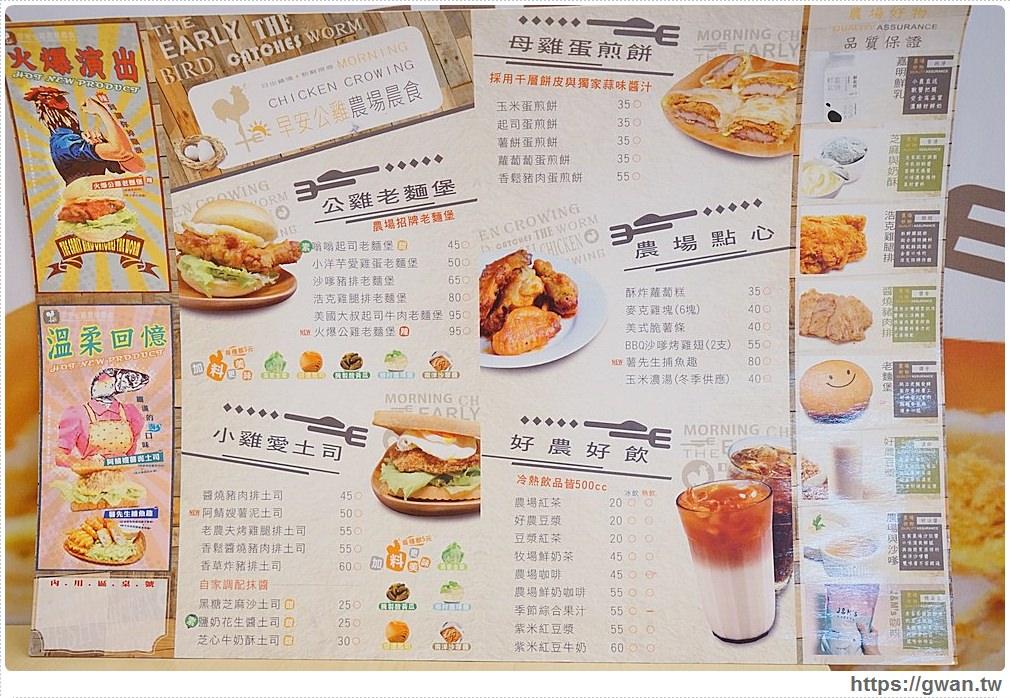 20170817155514 30 - 熱血採訪 | 早安公雞農場晨食 — 台中人氣早餐開新店