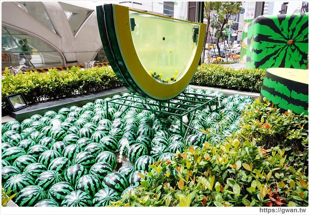 20170822021303 9 - 綠圈圈夏日消暑好去處,沉浸在黃澄澄的小玉西瓜裡
