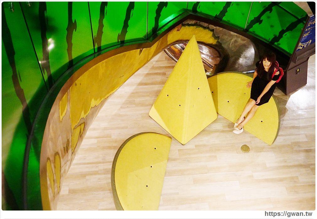 20170822021324 58 - 綠圈圈夏日消暑好去處,沉浸在黃澄澄的小玉西瓜裡