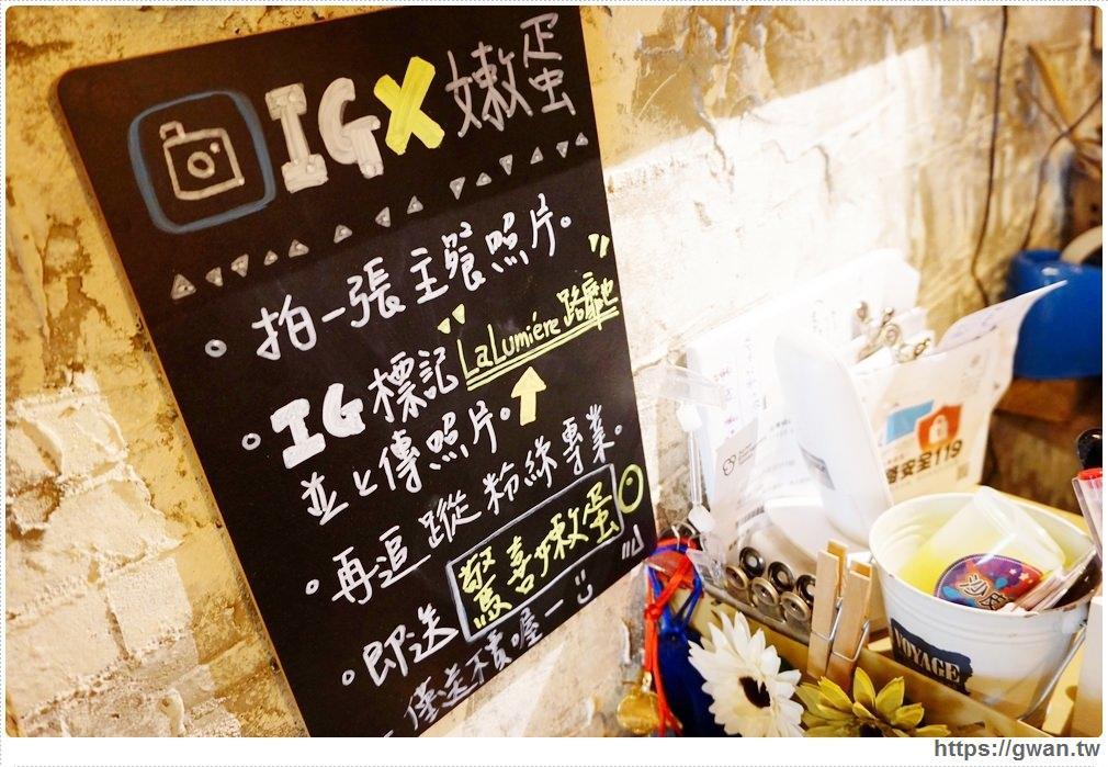 20170904014103 16 - 路 靡也 La Lumière — 寵物友善餐廳、IG熱門早餐