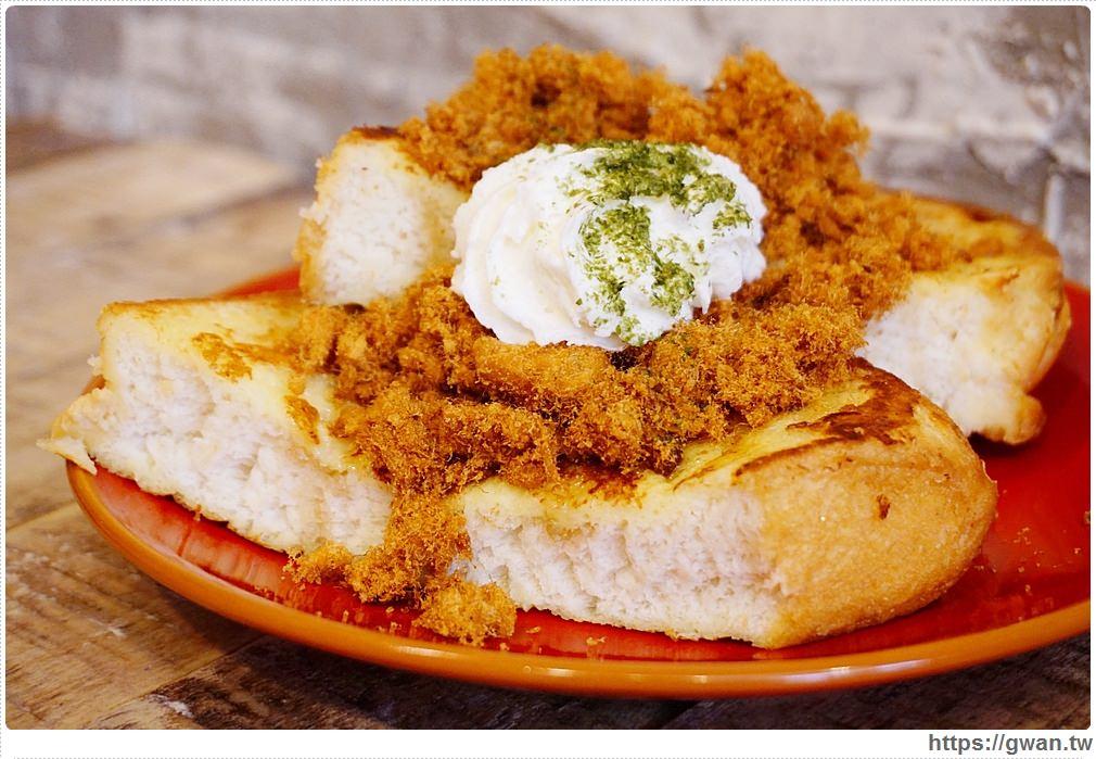 [台中早午餐●西區] 路 靡也 La Lumière — 向上市場附近好吃早午餐 | 寵物友善餐廳、IG熱門早餐