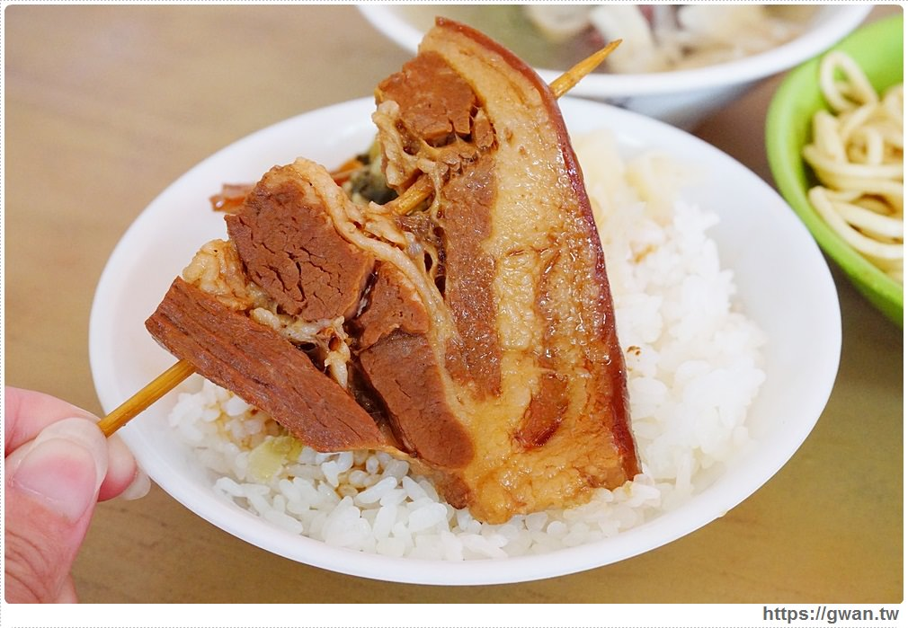20170906223051 27 - 源 爌肉飯 — 近40年老店,每樣約20~35元