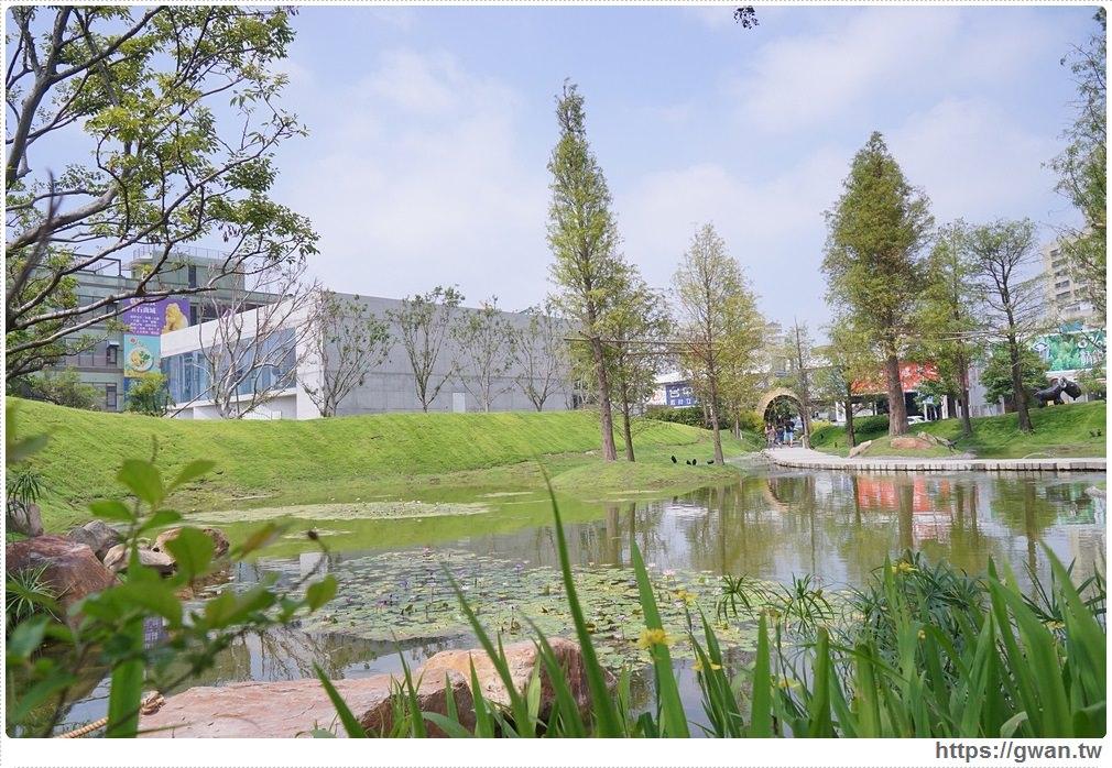 [台中景點●南屯區] 惠宇建設 森青自然共生基地 — IG打卡超夯新景點 | 都市裡的森林小祕境