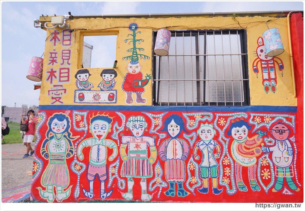 20170908121009 52 - 2017彩虹眷村新面貌 | 外國遊客最愛的療癒系彩繪藝術村