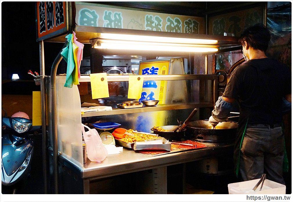 20170917005800 2 - 鹽酥豬 — 沒看錯~這裡有賣鹽酥豬,煉奶地瓜也好特別!!