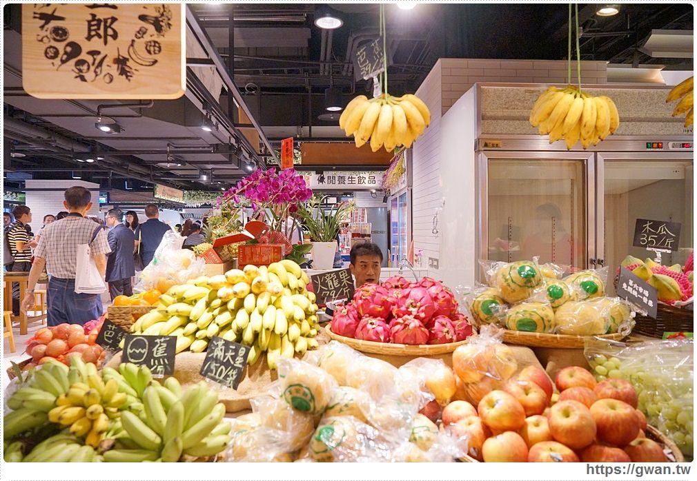 20170922194813 8 - 熱血採訪 | 第六市場 — 全台最美菜市場!! 邊吹冷氣邊買菜