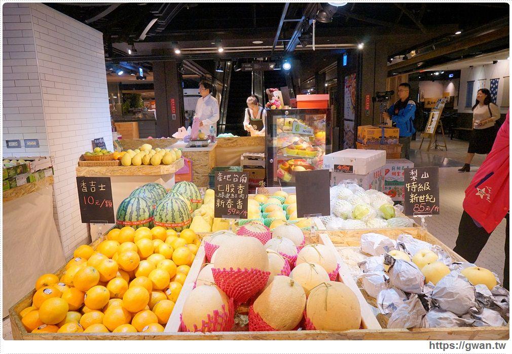 20170922194814 6 - 熱血採訪 | 第六市場 — 全台最美菜市場!! 邊吹冷氣邊買菜