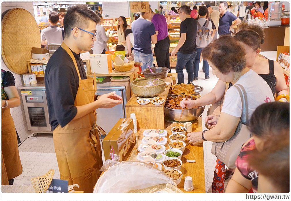 20170922194832 38 - 熱血採訪 | 第六市場 — 全台最美菜市場!! 邊吹冷氣邊買菜