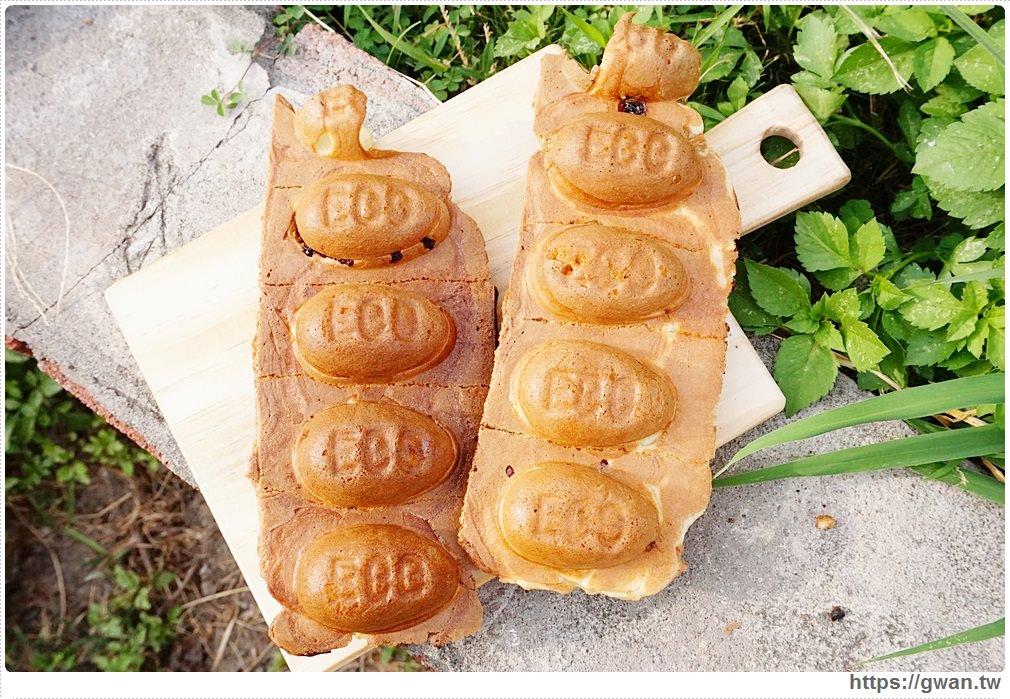 [台中雞蛋糕●西屯區] 喜羊羊脆皮雞蛋糕 — 一次可混搭八種口味的雞蛋糕
