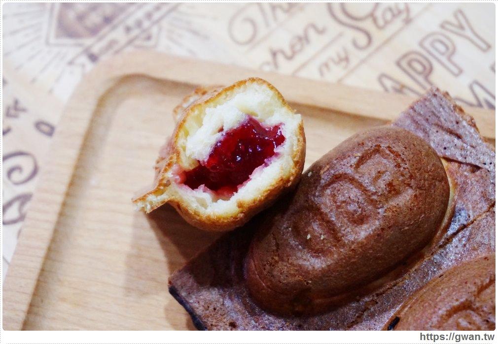20170925200846 5 - 喜羊羊脆皮雞蛋糕 — 一次可混搭八種口味的雞蛋糕