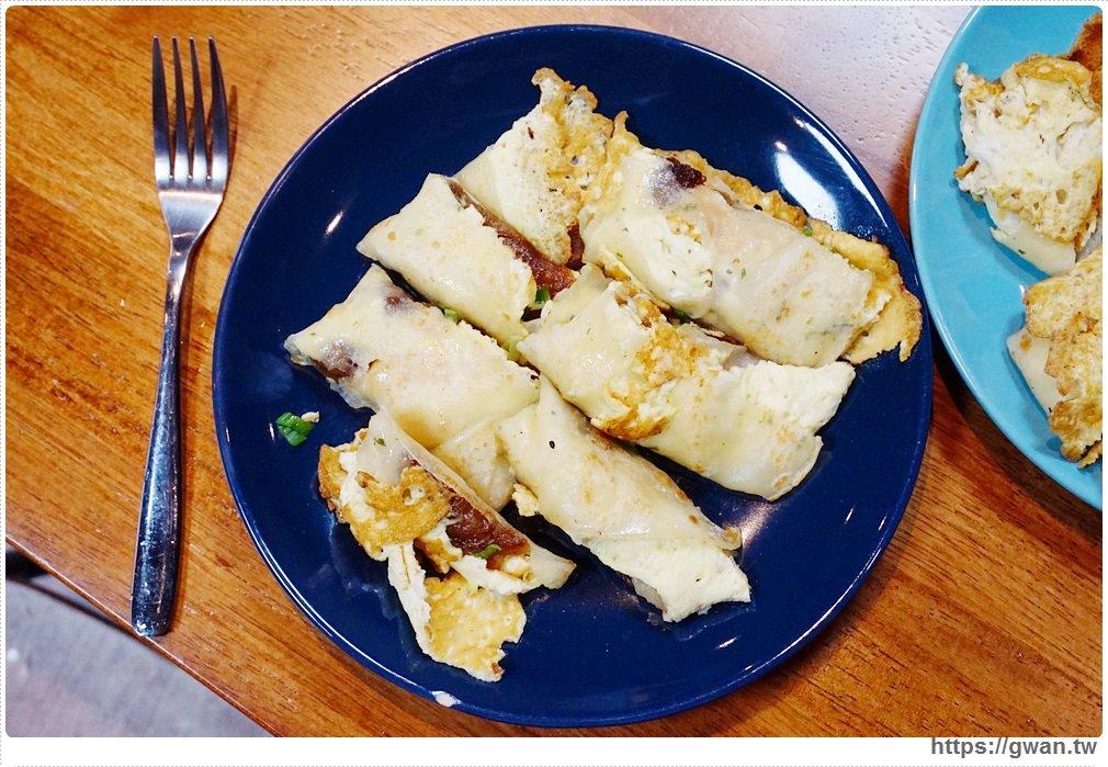 20170925225800 36 - 湯姆阿姨 — 吐司、章魚、年糕通通包進蛋餅裡