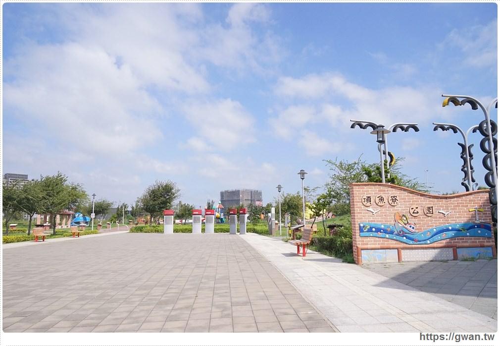 20171020223530 98 - 頂魚寮公園 — 3D地景藝術,和虎鯨、鯊魚一起拍照