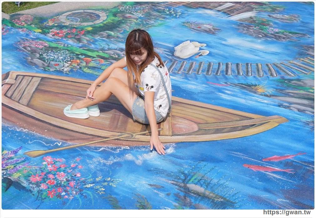 20171020223541 57 - 頂魚寮公園 — 3D地景藝術,和虎鯨、鯊魚一起拍照