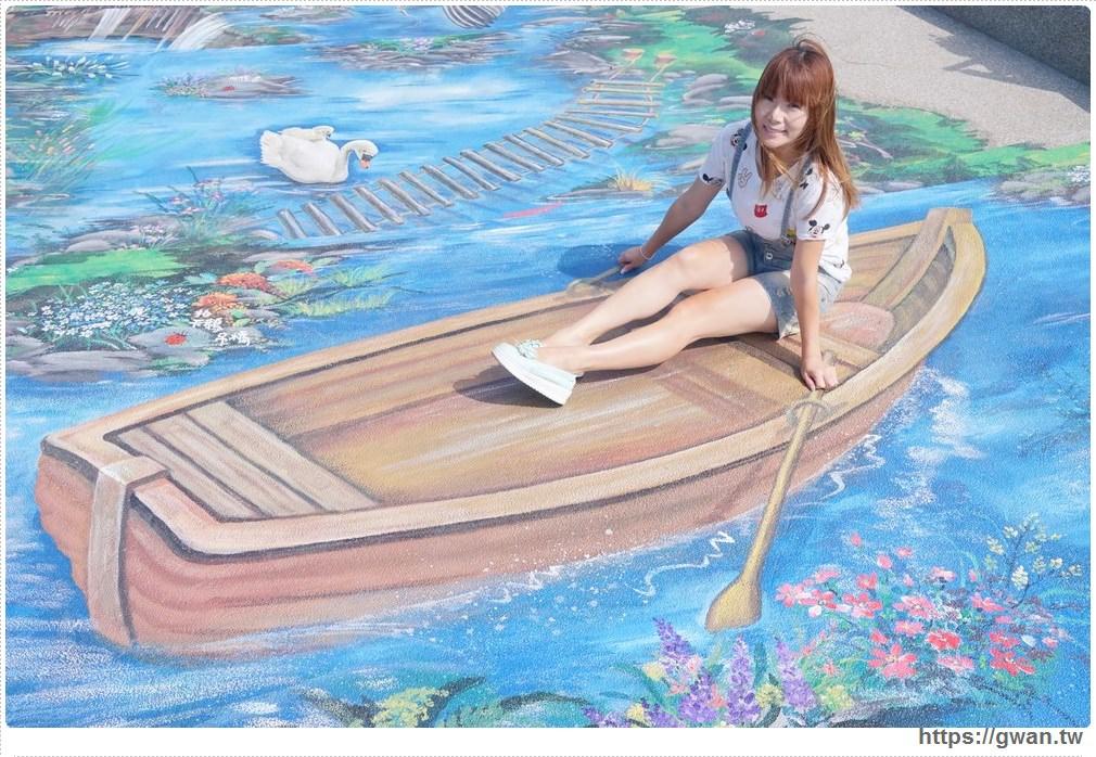 20171020223541 89 - 頂魚寮公園 — 3D地景藝術,和虎鯨、鯊魚一起拍照