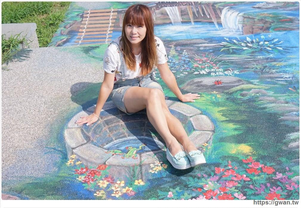 20171020223543 100 - 頂魚寮公園 — 3D地景藝術,和虎鯨、鯊魚一起拍照