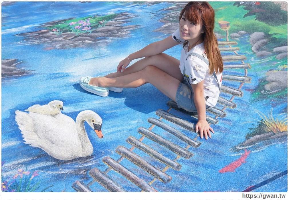 20171020223549 83 - 頂魚寮公園 — 3D地景藝術,和虎鯨、鯊魚一起拍照
