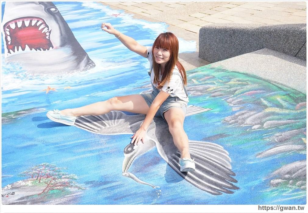 20171020223550 74 - 頂魚寮公園 — 3D地景藝術,和虎鯨、鯊魚一起拍照