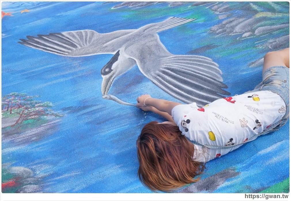 20171020223551 47 - 頂魚寮公園 — 3D地景藝術,和虎鯨、鯊魚一起拍照