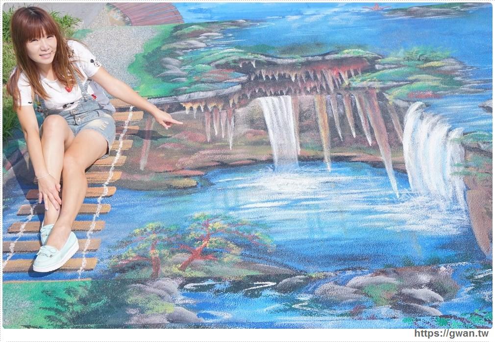 20171020223552 79 - 頂魚寮公園 — 3D地景藝術,和虎鯨、鯊魚一起拍照