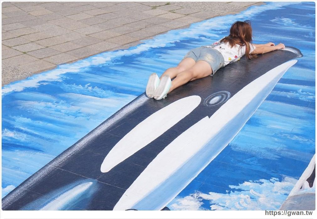 20171020223558 95 - 頂魚寮公園 — 3D地景藝術,和虎鯨、鯊魚一起拍照