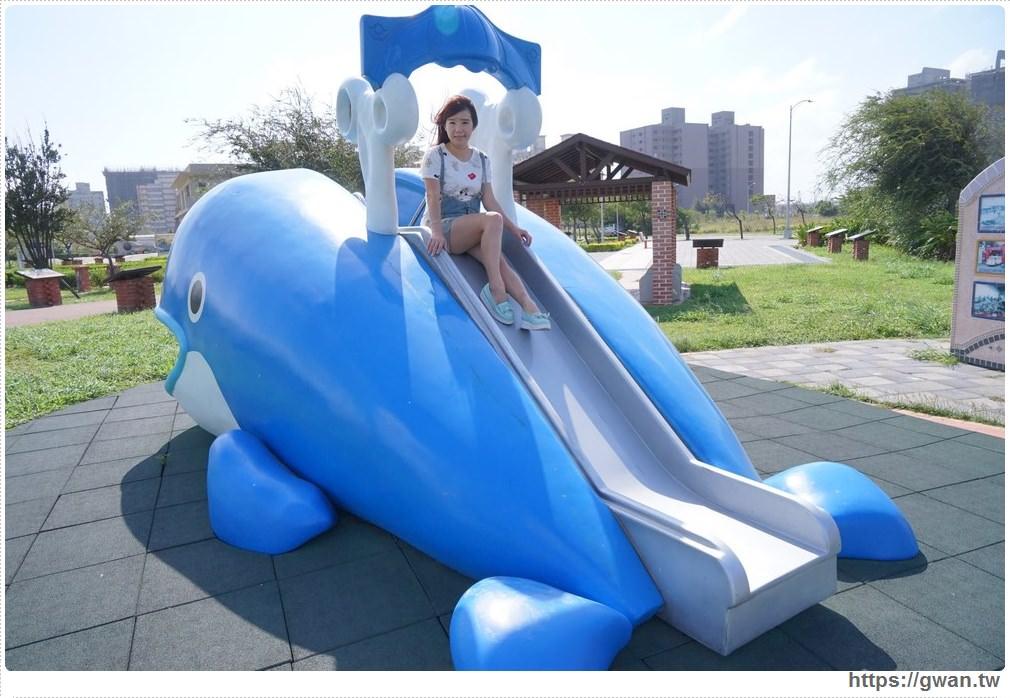 20171020223625 76 - 頂魚寮公園 — 3D地景藝術,和虎鯨、鯊魚一起拍照