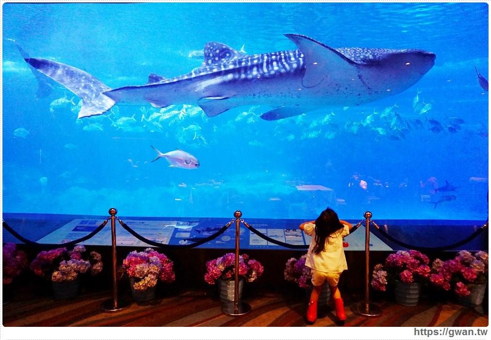 [中國旅遊●珠海] 橫琴長隆海洋王國 海底餐廳 — 奇幻的海底世界,鯨鯊陪你一起吃晚餐